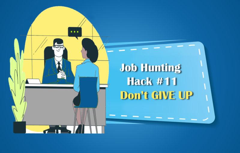 Job Hunting Hack11